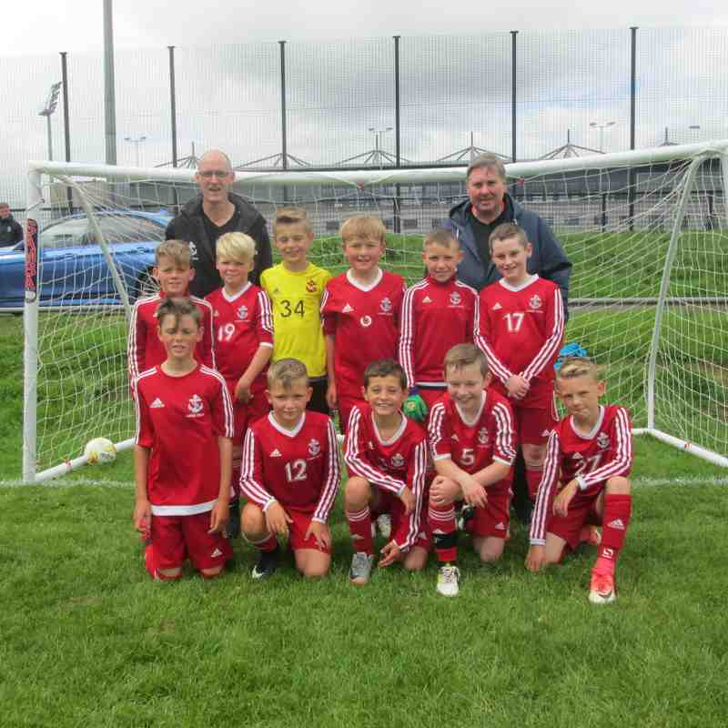 Wes Gregg Tournament 2017