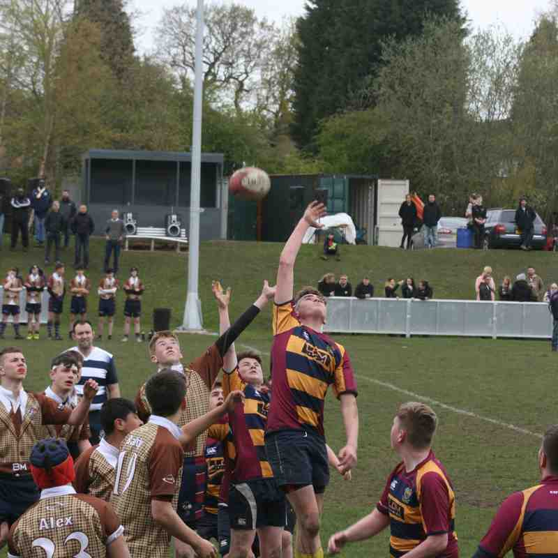 Aireborough RFC visit to Old Edwardians