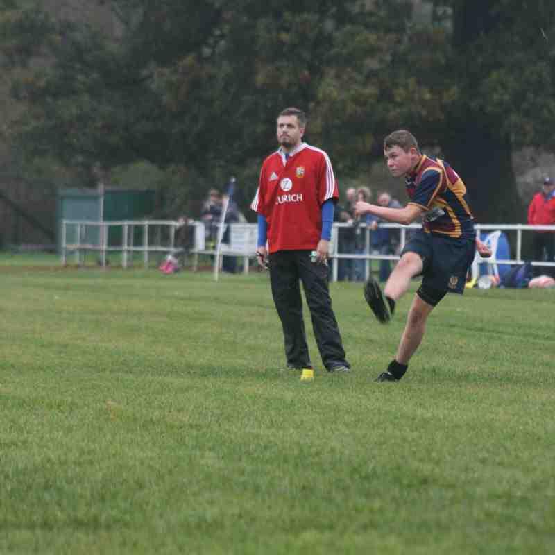 Stourport on Severn RFC v Old Edwardians Under 16 12th November 16