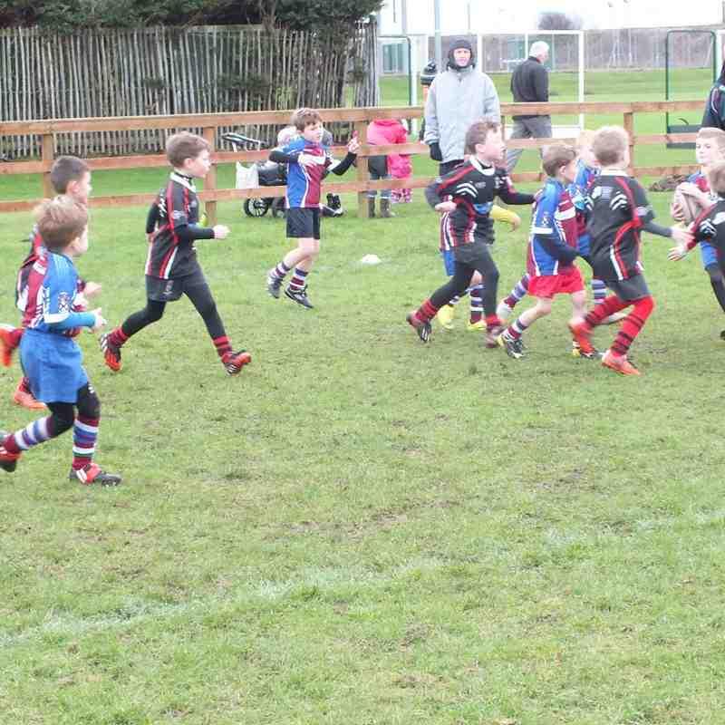 Micros versus Cumnock 24 Jan 2016