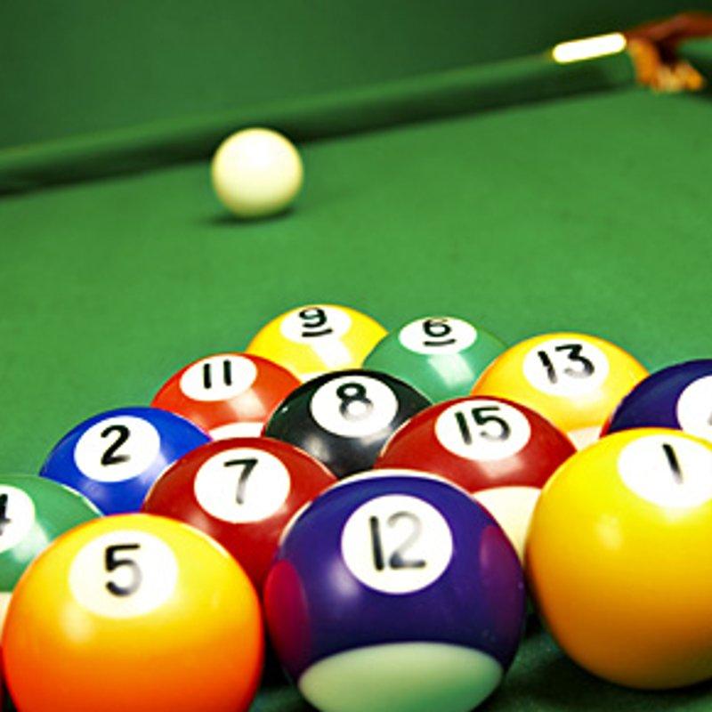 Winter Pool League