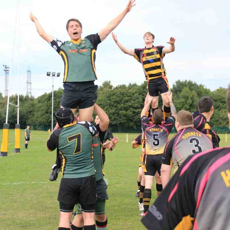 Rossington Hornets v 1st XV 14/09/13