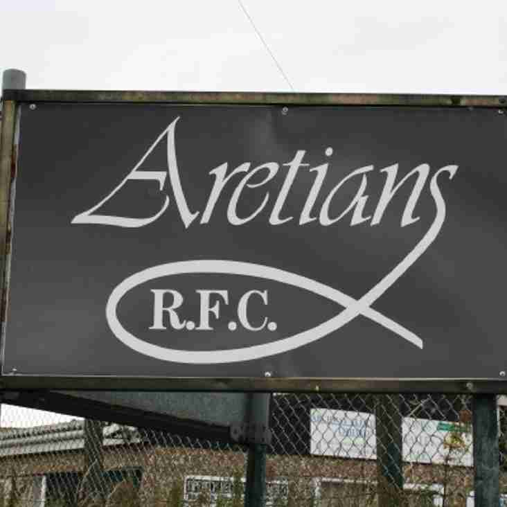 Aretians vs Cainscross RFC - Home - 9th February 2013