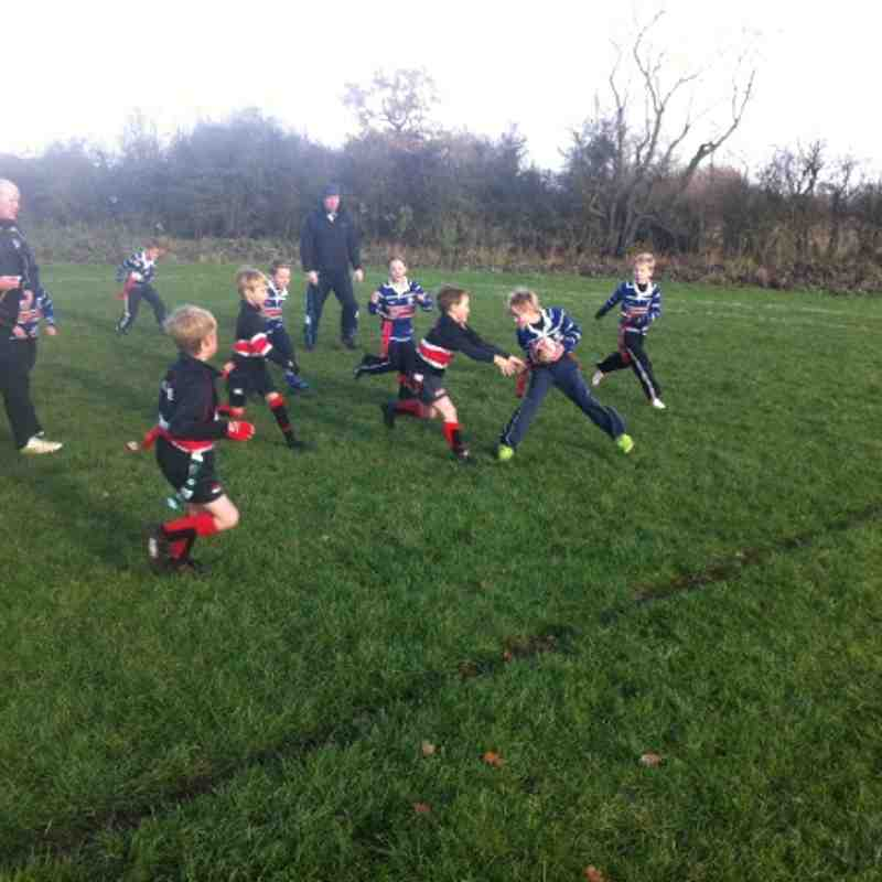 Boston U7/8 Vs Oundle and Higham & Rushden