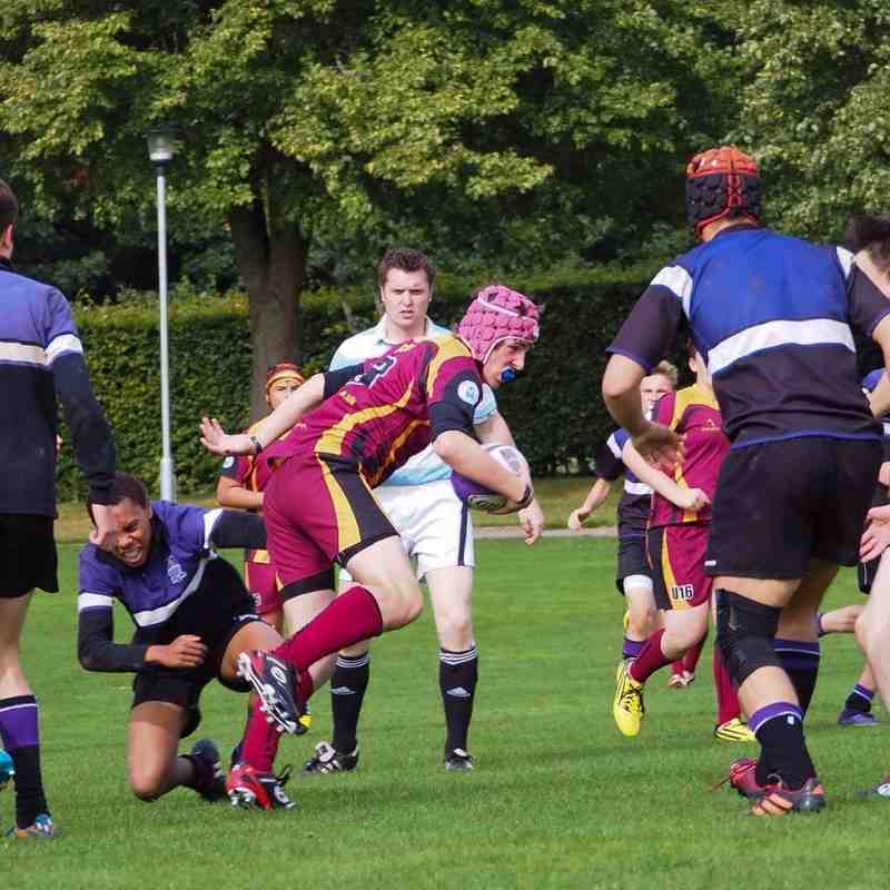 u16 Gordonstoun v Ellon, Sept 2016