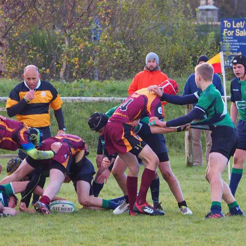 u16 Deeside v Ellon, November 2016