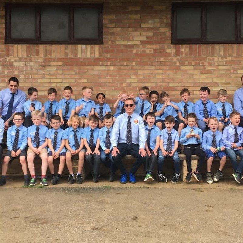 Northampton Old Scouts vs. Buckingham RFC