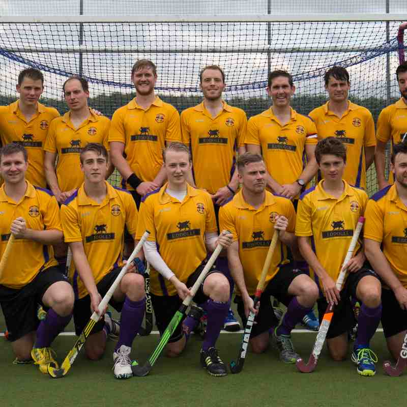 Men's 1st XI v Tulse Hill & Dulwich 1 - Fri  7 Oct 2016