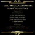 WHC Club Dinner