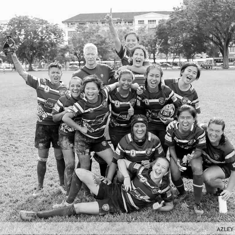 Womens Cup runners-up!