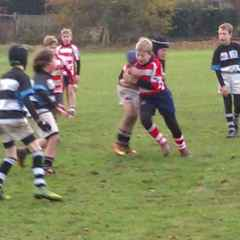 JUNIOR RUGBY TRAINING FOR 8-12 YEAR OLDS IS BACK !!!!