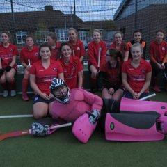 Burnt Ash U16s Girls v Holcombe U16s Girls
