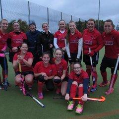 Burnt Ash Ladies 6 v Dartford Ladies 3's - 12 November 2016