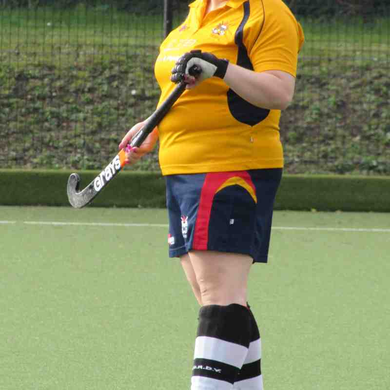BA Ladies 6s v Dartford 3s - 4 March 2017