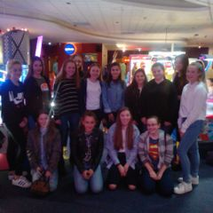 U14/U16s Girls - Georgia's Jack Petchey Bowling Night! (28/4/2017)