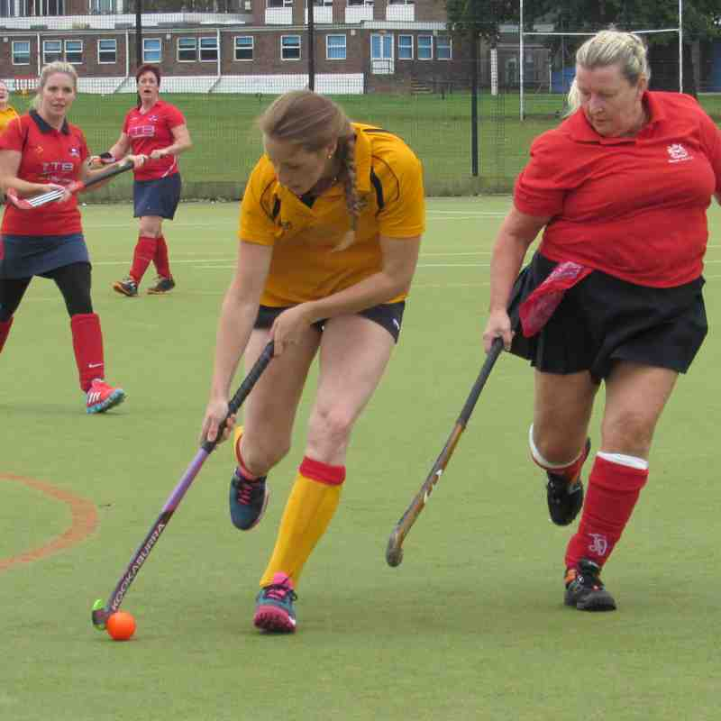 Burnt Ash 5s v Burnt Ash 6s, 16 September 2017