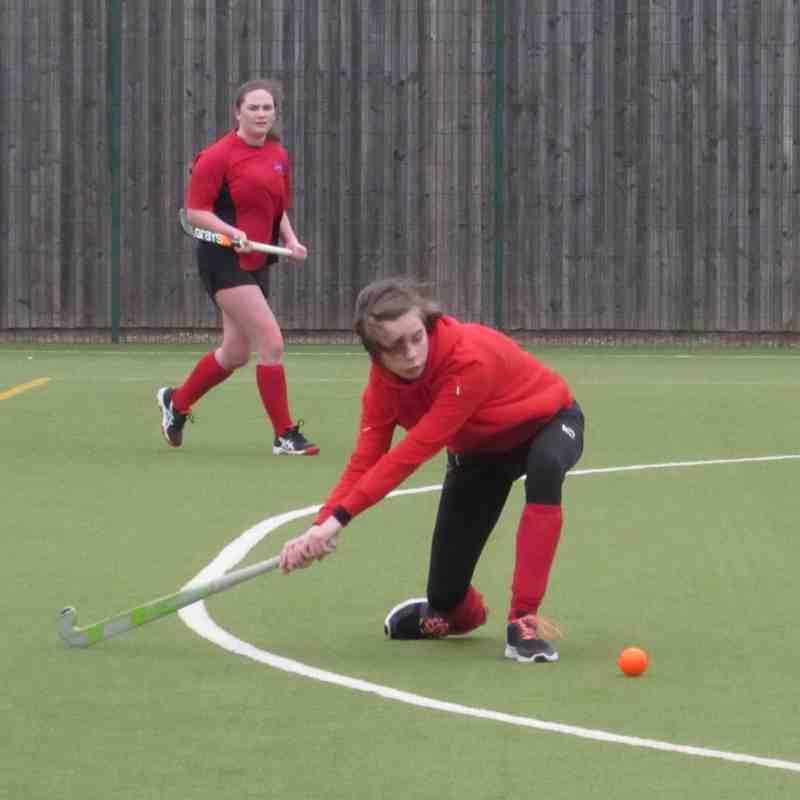 BA Ladies 6s v New Beccehamians, 27 January