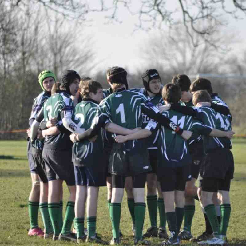 20120115 U16s v Edenbridge Won 39 - 5