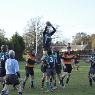 Colts warm up for Worthing League with Ashford win