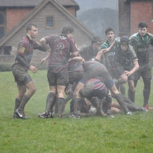 Heathfield Colts win through in Arctic conditions