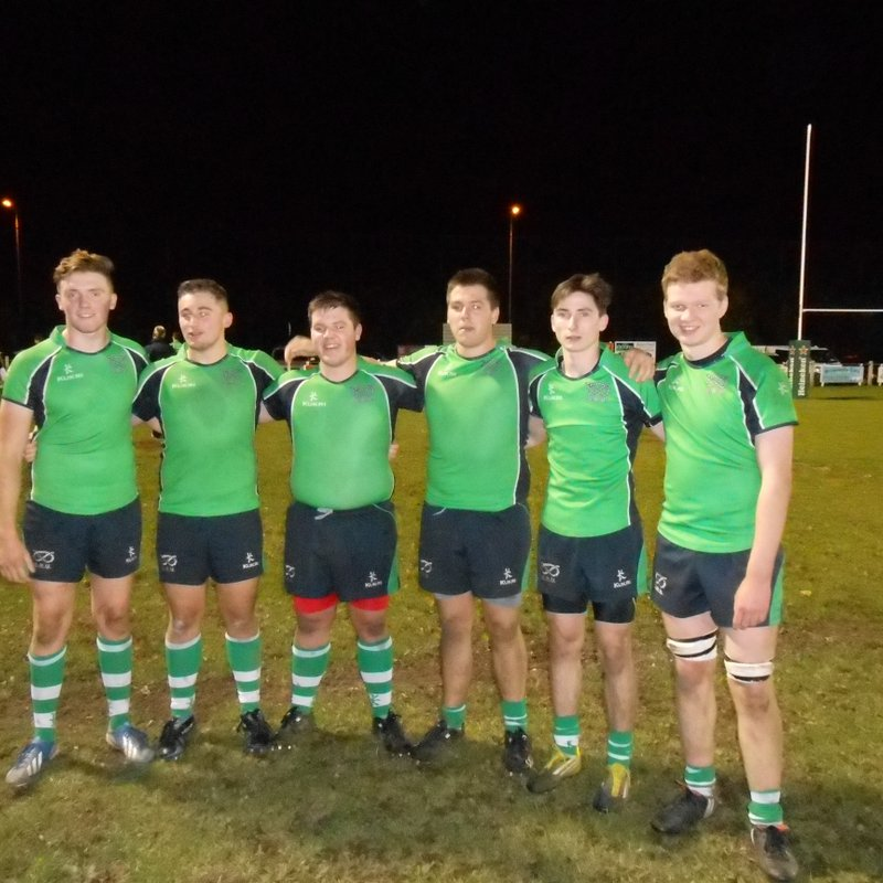 Six Stafford Colts Named In County Side
