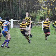 Stafford Colts vs Old Halesonians