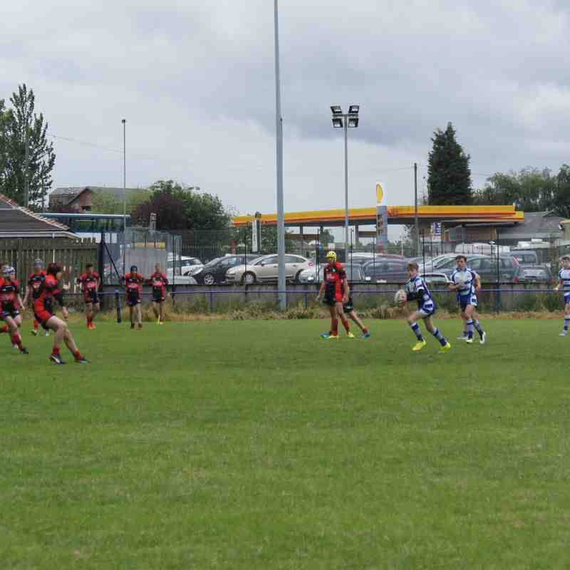 Under 14s - Lock Lane v Siddal - 21/6
