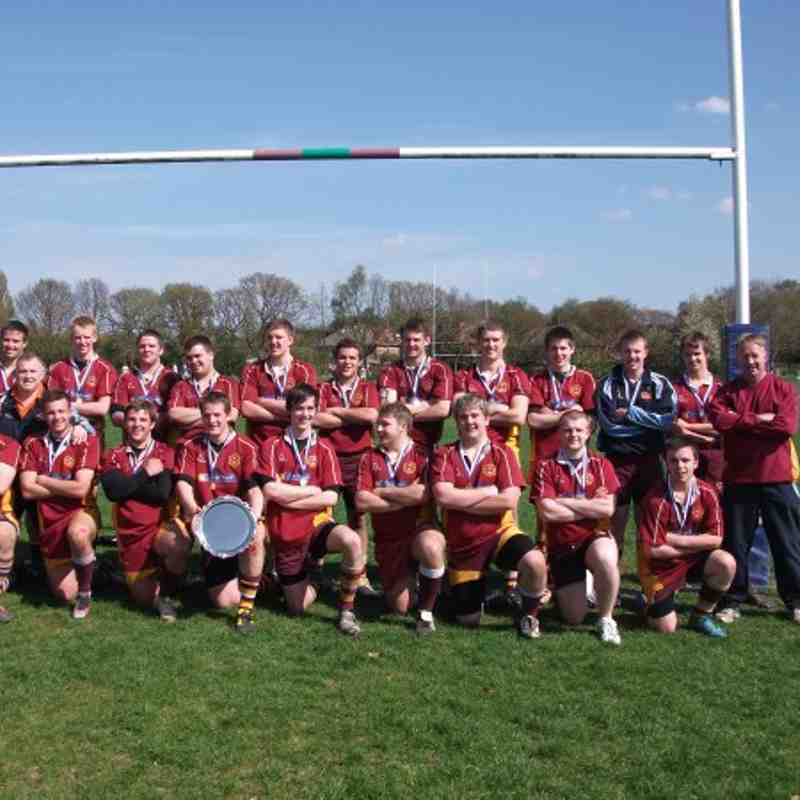 Colts Yorkshire Shield Final