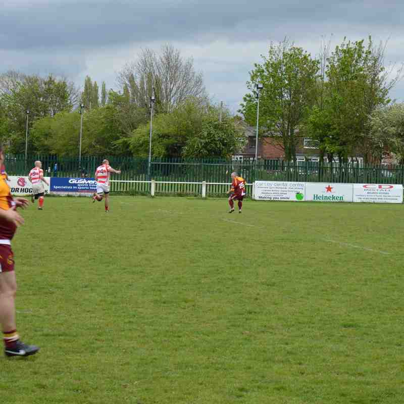 Calow's Cavaliers v Notts Moderns
