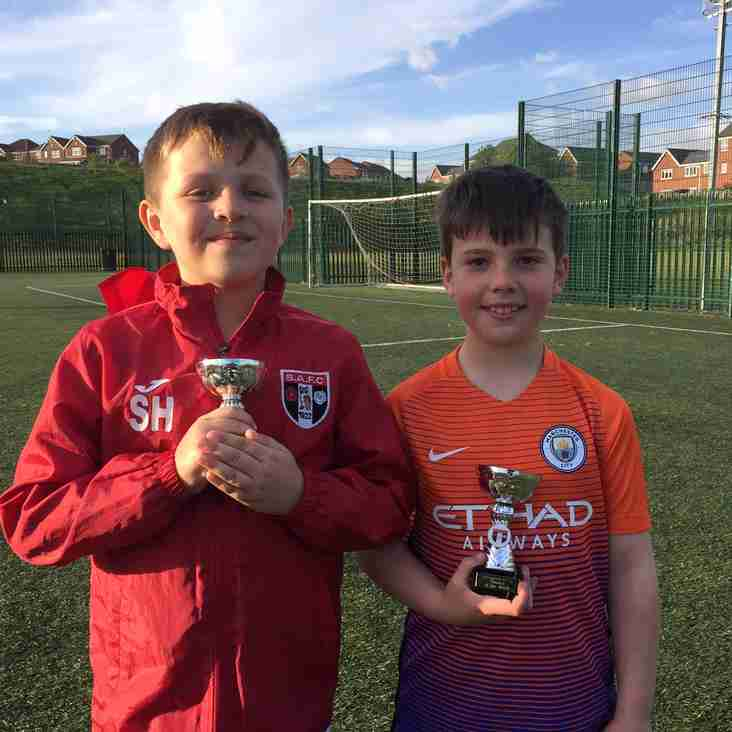 Springhead JFC U9's 2016/17 - Trainee of the Week - 04th May 2017