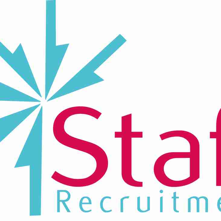 Staff Recruitment SAFC U10's Shirt Sponsor