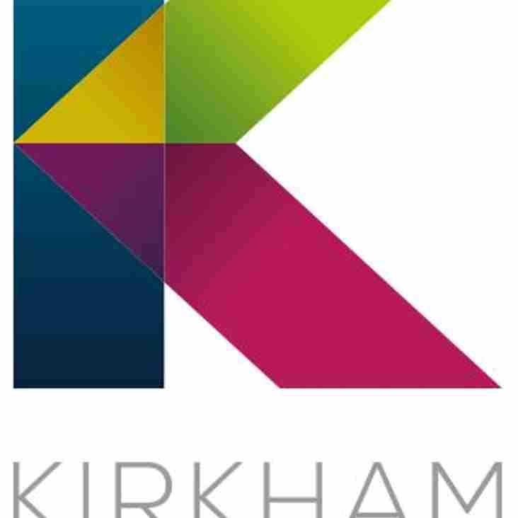 Kirkham Estates SAFC U10's Rain Jacket Sponsor