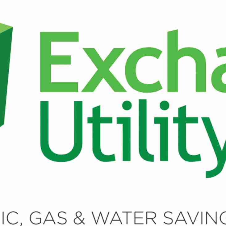 Exchange Utility SAFC U10's Rain Jacket Sponsor