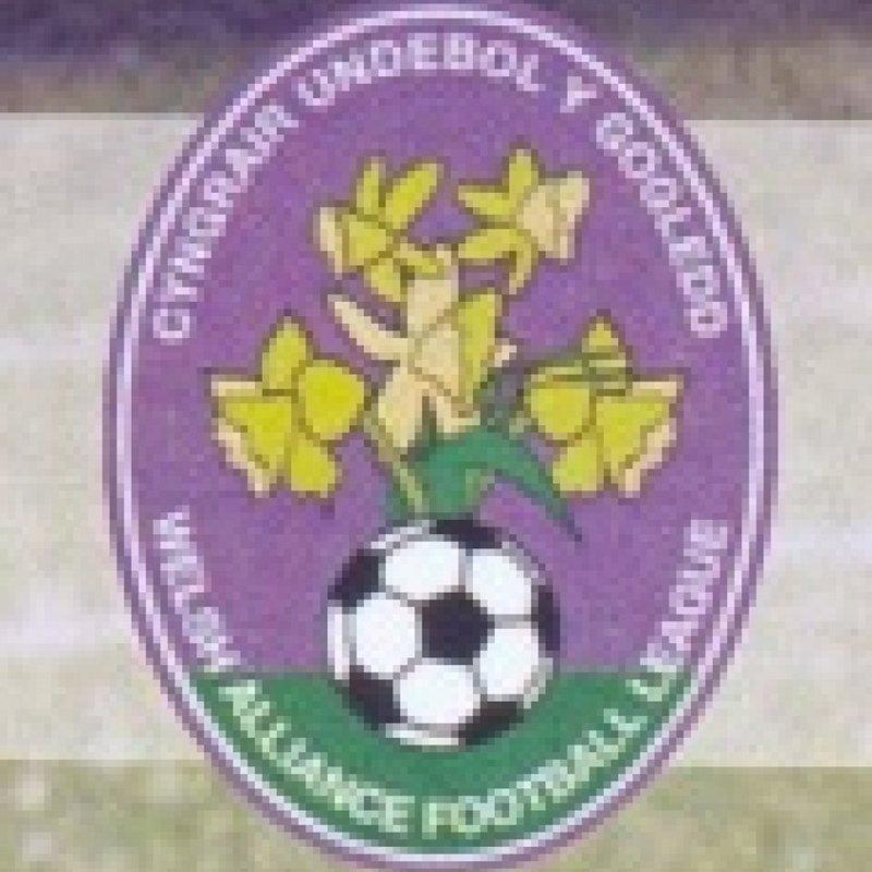 Welsh Alliance League Cups Update