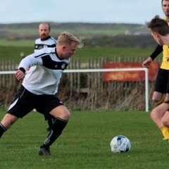 Trearddur Bay Reserves 7 - 1 Llanberis Reserves, League, Saturday 19th November 2016