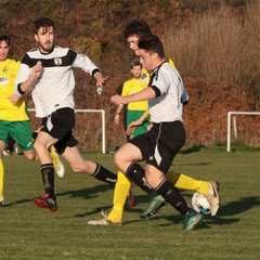 Trearddur Bay Reserves 2 - 5 Caernarfon Town Reserves - League - Saturday 3rd December 2016
