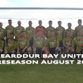Trearddur Bay United lose to Penrhyndeudraeth 2 - 1
