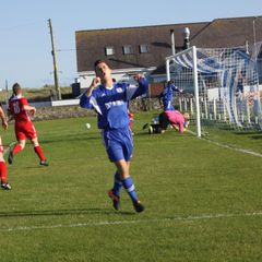 Trearddur Bay United  0 - 3  Llangefni Town - League - Tuesday 15th August 2017