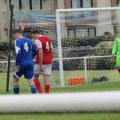 Trearddur Bay United 1 - 3 Llanrug United - League - Saturday 28th October 17