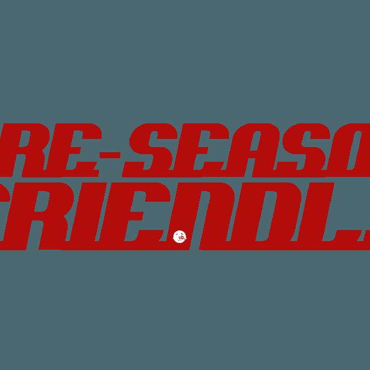 Pre-Season Friendly No4<