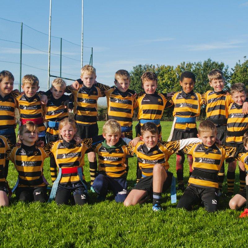 Ely Tigers U8 v Wendens