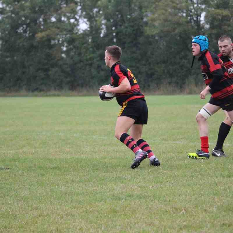 Wymondham 1st vs Crusaders 17/09/16