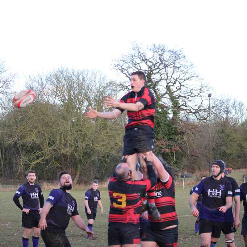 Wymondham 2s vs Dereham 28.01.2017