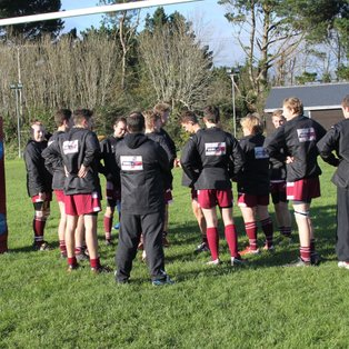 Wimborne U18 19 Swanage & Wareham Colts 19