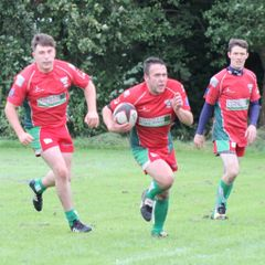 Keighley Academy v Old Brodleians