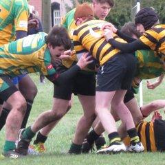 Southwold U15s vs Crusaders U15s