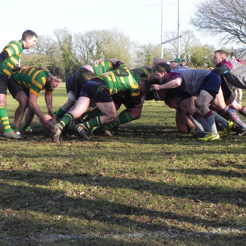 Video Highlights - Crusaders vs West Norfolk 17/02/18