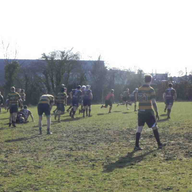 Crusaders II vs Norwich IIII - 17/02/18