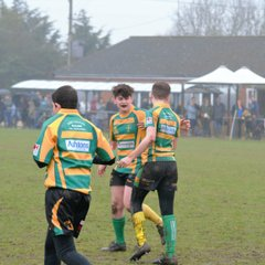 Crusaders U14s Vs Beccehamians U14s