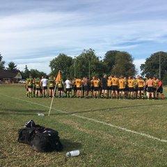 Swaffham Vs Crusaders (Pre-season friendly)